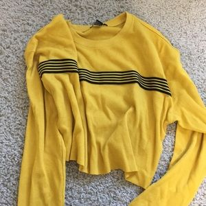 Forever 21 Cropped Thermal
